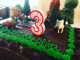 Olivers  3rd  Birthday a