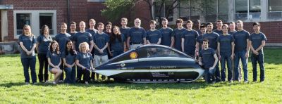 Purdue Solar Racing Navitas Team